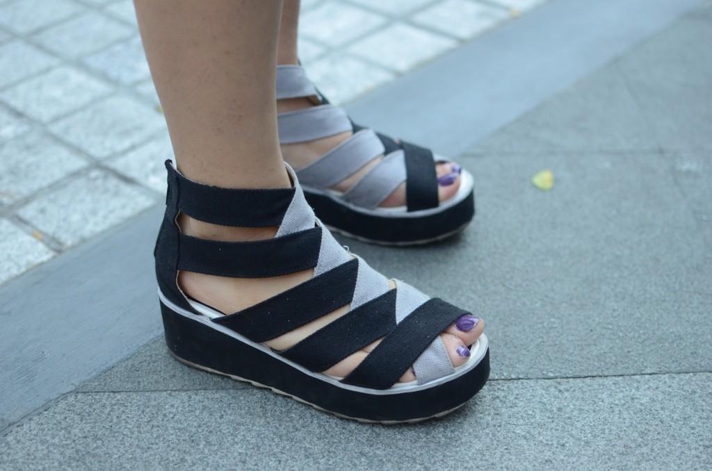 Sandals - Manila Jan 2013