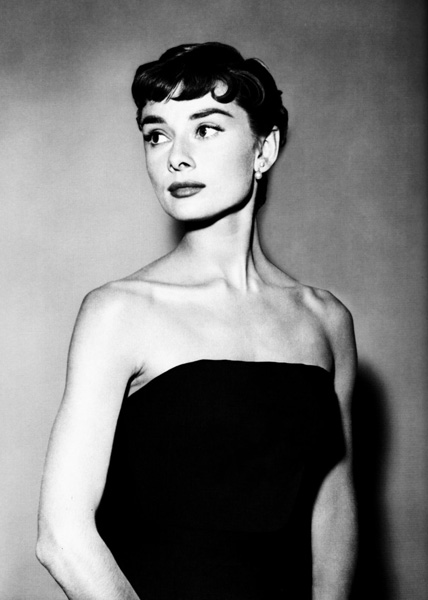 Audrey Hepburn LBD