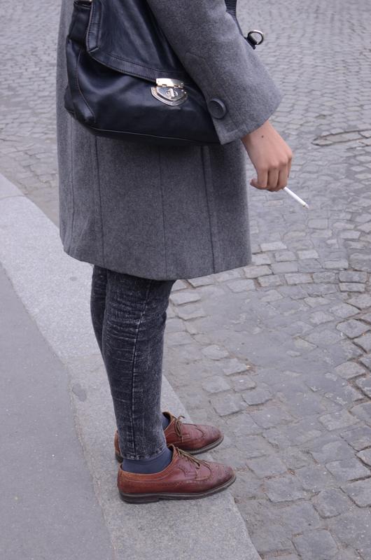 europe street style paris