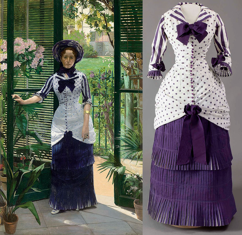 impressionism fashion modernity bartholome conservatory