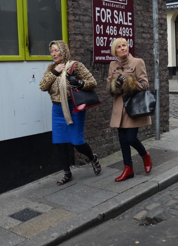 ireland street style dublin